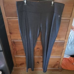 Danskin Heather Gray Workout Pants XXL / 20